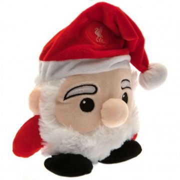 Liverpool FC Santa Plush Toy